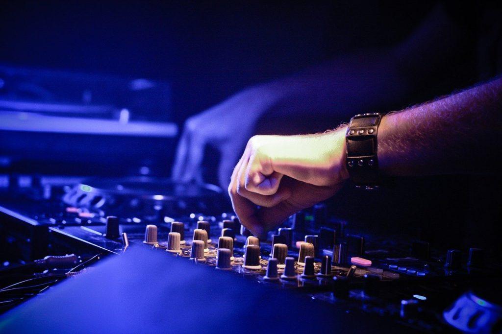 dj, artist, musician